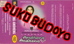 ACD174 Waljinah Diiringi Gamelan - Andheng-andheng