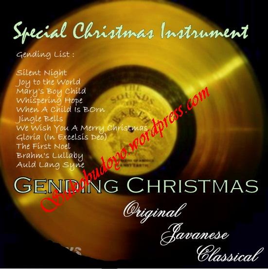 Gending Christmas 3